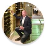 RMR Interieurbouw, champagne kasten, Dom Perignon