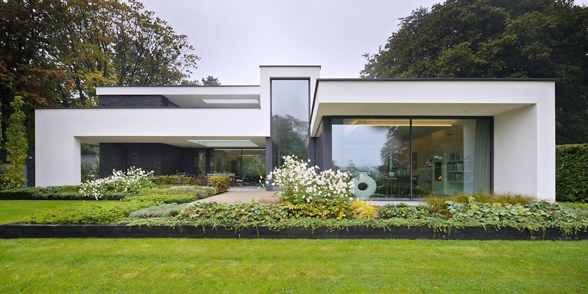Maas architecten the art of living nl for Dat architecten