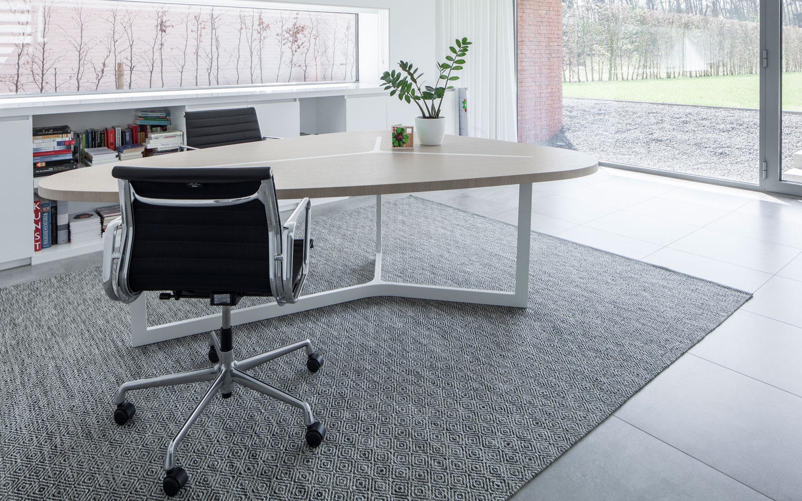 Home office, thuiskantoor, p.ed architecten, blog sarah watts