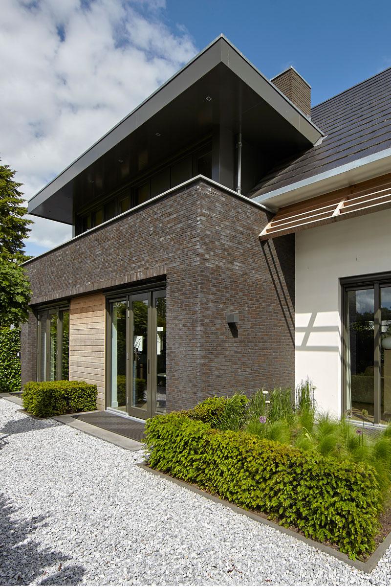 Symmetrische villa   Marco van Veldhuizen