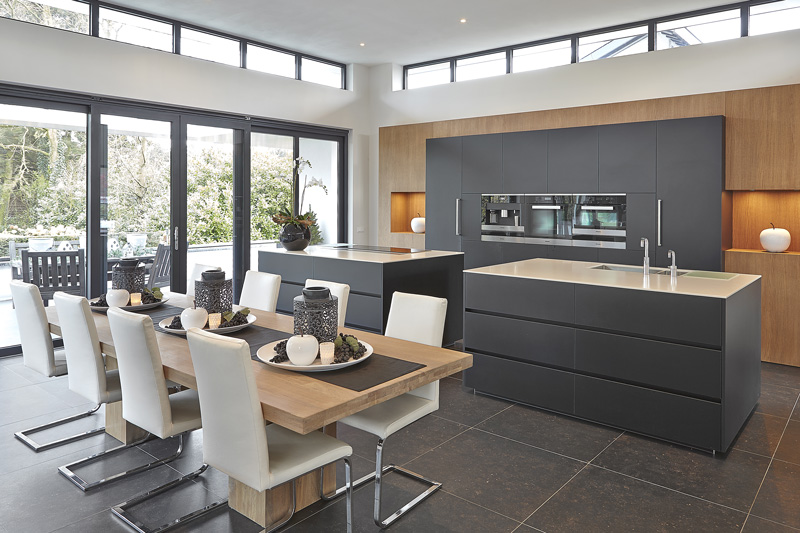 Moderne keuken met eettafel beste keuken kookeiland gallery