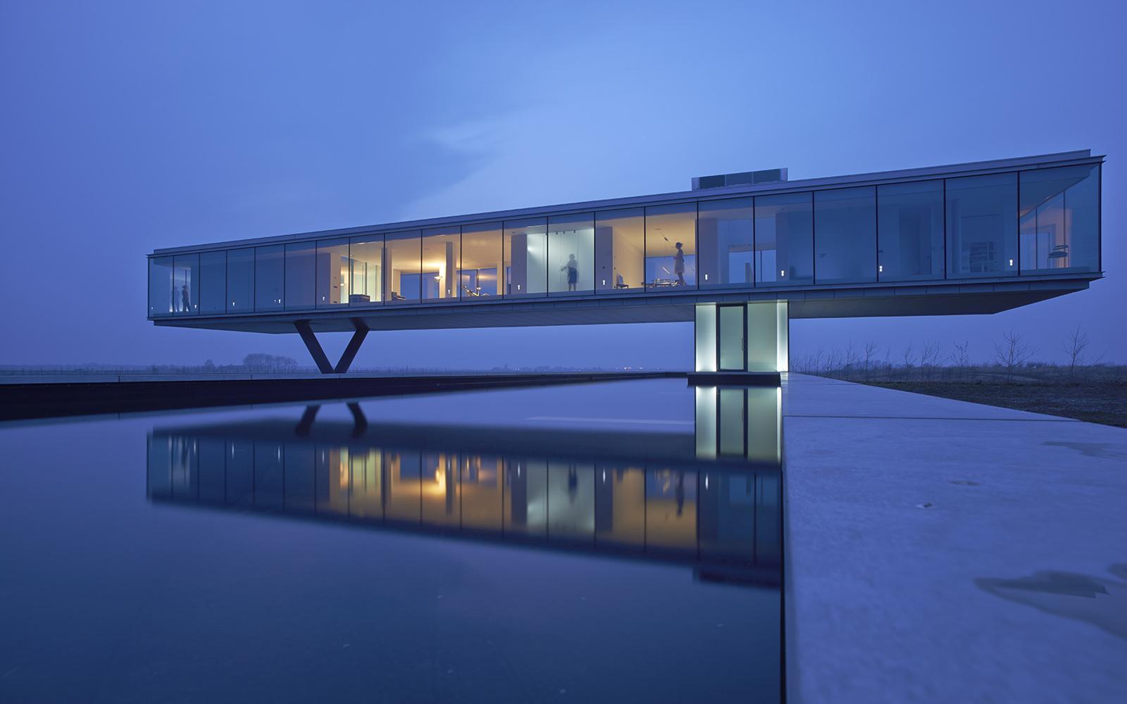 Villa Kogelhof, Paul de Ruiter, Landgoed. architectenbureau, ontwerpbureau, the art of living