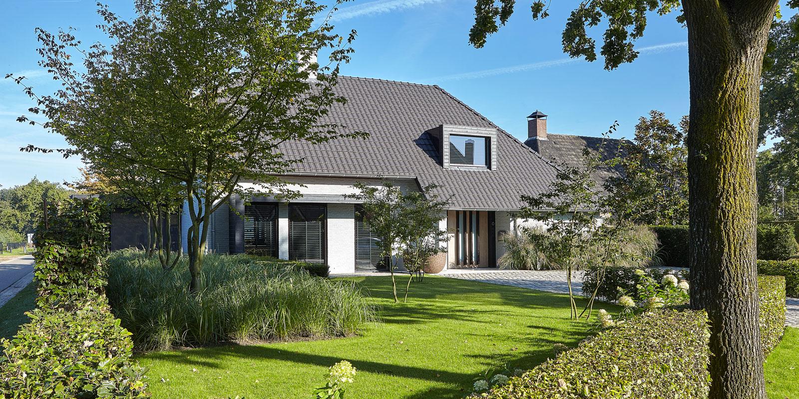 Metamorfose, villa, modern, Bob Manders, tuin, Groenseizoen, ultramodern
