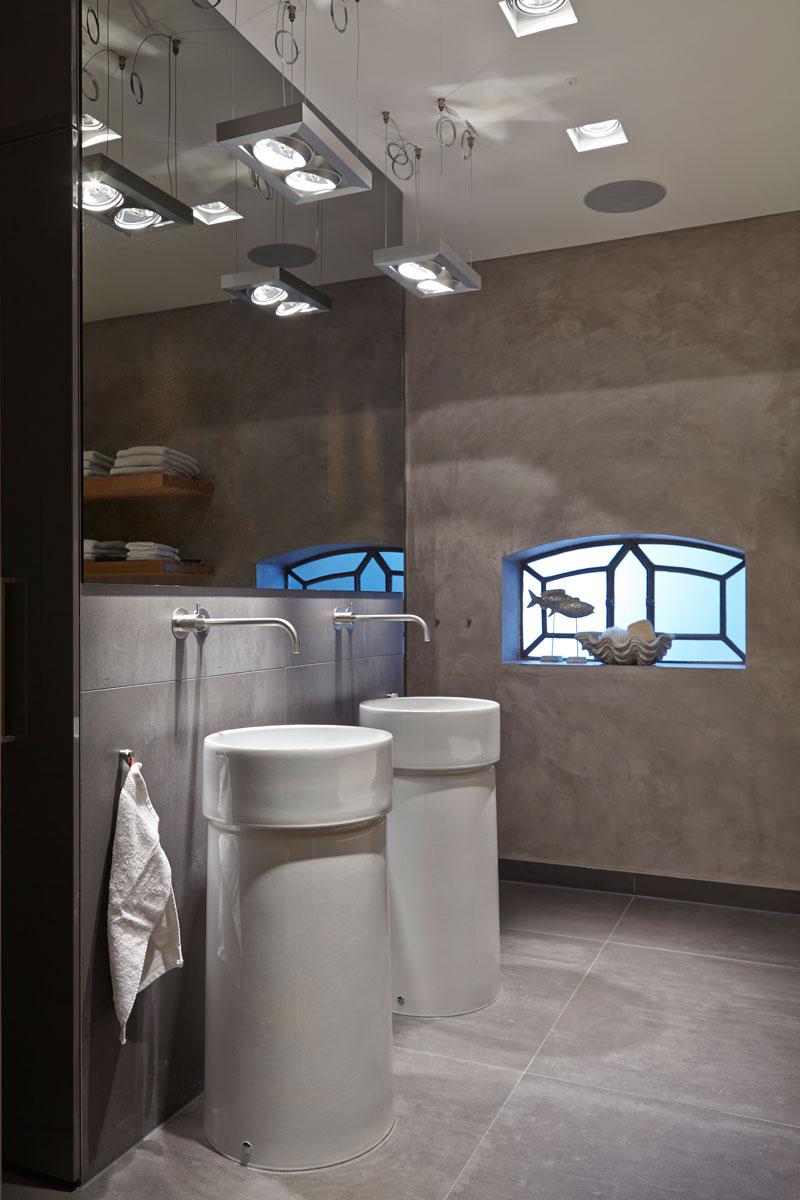 Badkamer, sanitair, natuursteen, Schalkwijk Natuursteen en Tegels, karakteristieke boerderij, Edgar Vendrig