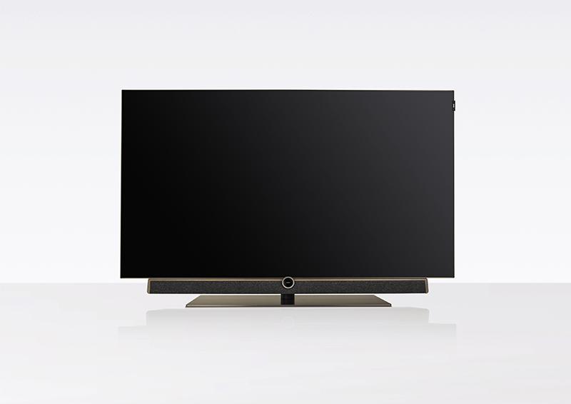 Loewe, Bild 5 OLED, Televisie, Geluid