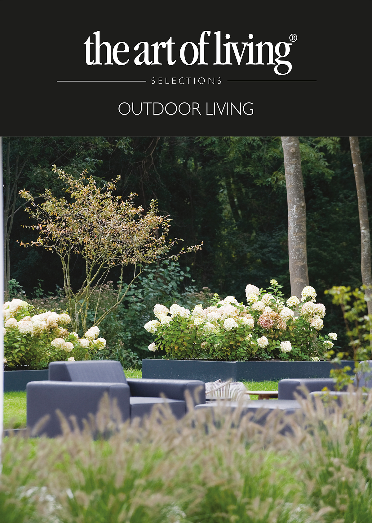 The Art of Living Magazine, outdoor living editie, 2018