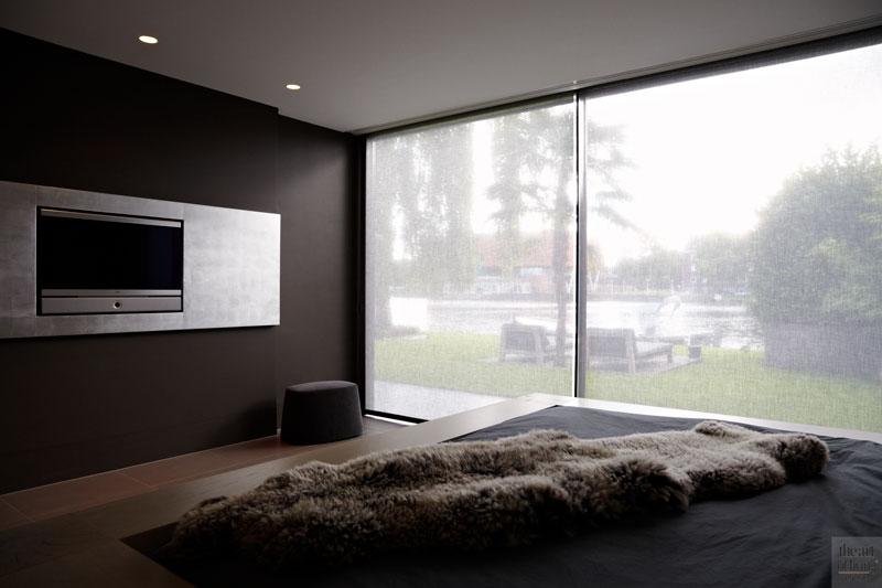 Home cinema, grote ramen, Koudijs bv, televisie, extreme verbouwing, Osiris Hertman