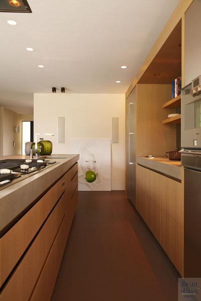 Keuken, kookeiland, leefkeuken, maatwerk, hout, extreme verbouwing, Osiris Hertman