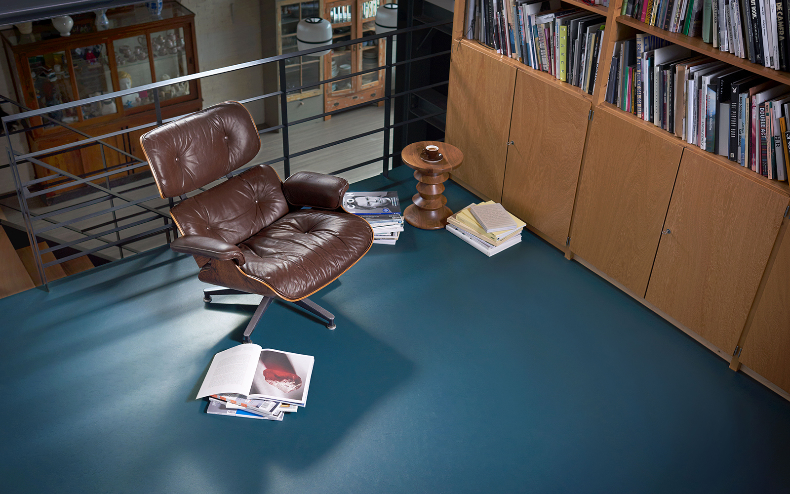 Forbo Flooring, Marmoleum Reflect, Love Life