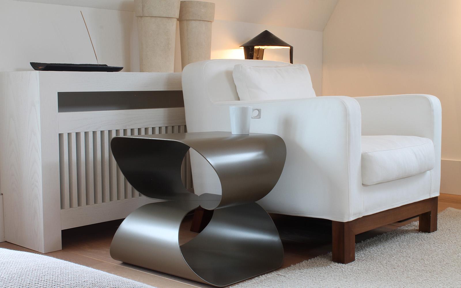Albin Goossen, interieurarchitect, Curve