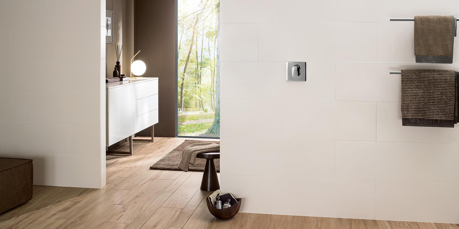 Villeroy & Boch, Subway Infinity collectie, badkamer collectie, badkamer trends 2018