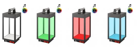 Faro portable, Maretti Lighting