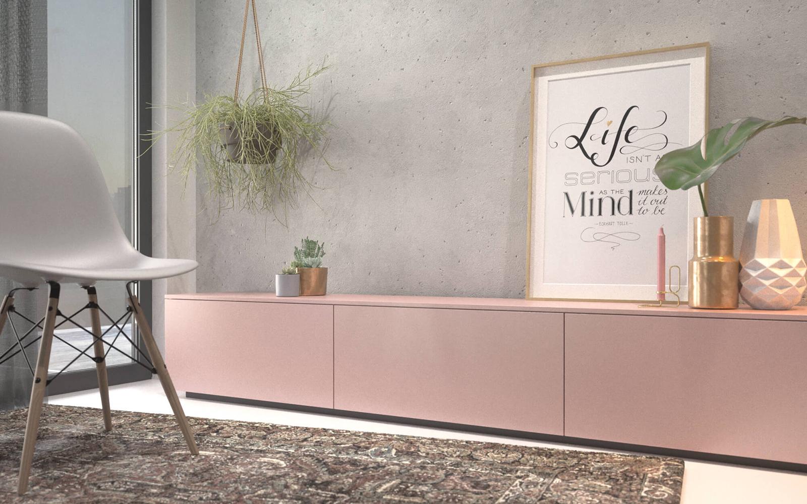 Tv Meubel Riviera Met Louvre Deurtjes.Ontwerpjouwkast Nl The Art Of Living Nl