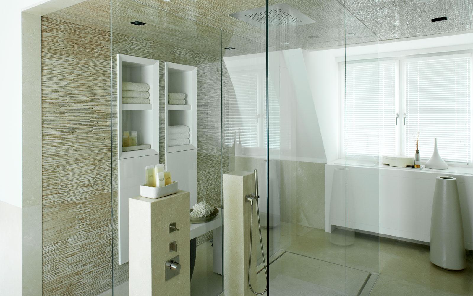 Sauna, wellness, ontspannen, souterrain, luxe, riante villa, Leeflang Architectuur