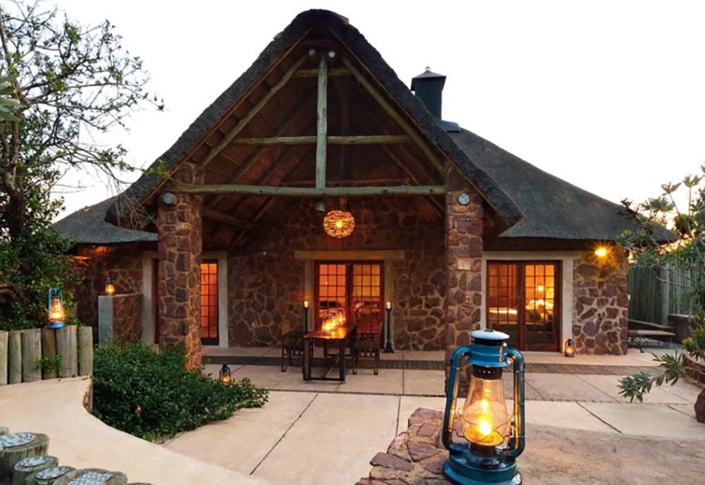 Abloom Bush Lodge Zuid Afrika, de heeren van goede huizen