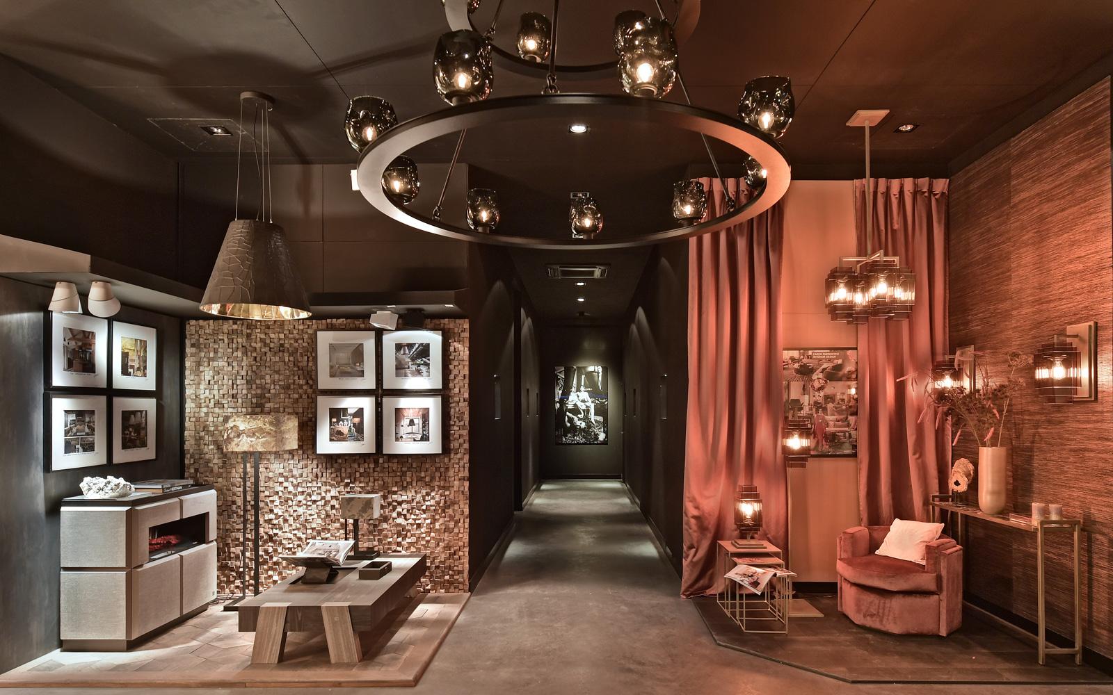 Maretti Lighting Showroom
