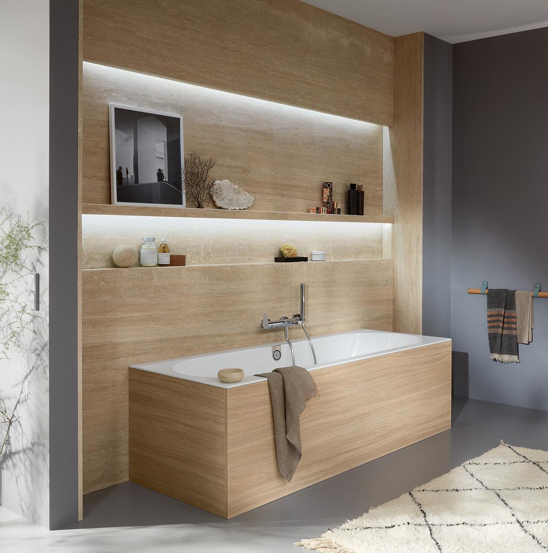 Villeroy & Boch, Oberon collectie, badkamer collectie, badkamer trends 2018