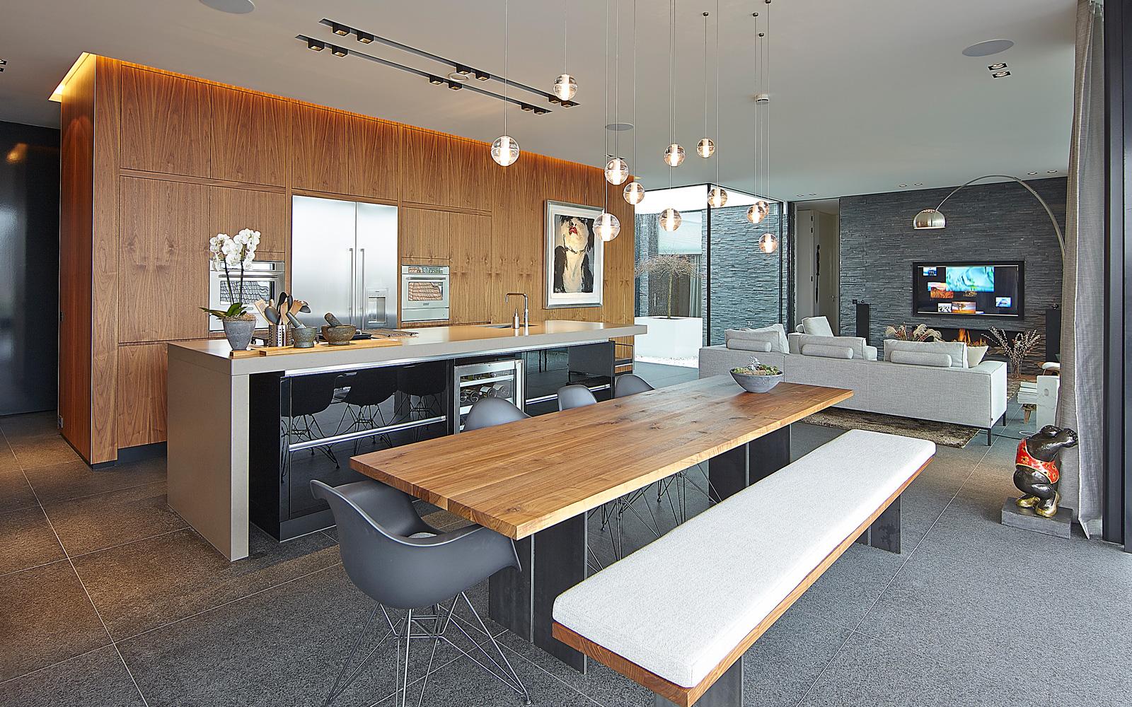 Keuken, Barletti Exclusieve keukens, maatwerk, hout, natuurlijke materialen, Powerhouse Company