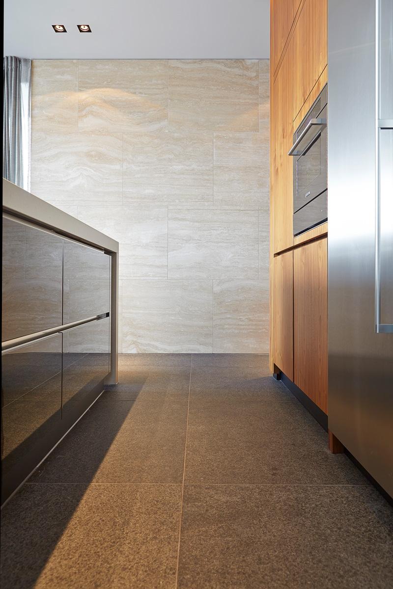 Keuken, Barletti Exclusieve keukens, houten kasten, kookeiland, Powerhouse Company