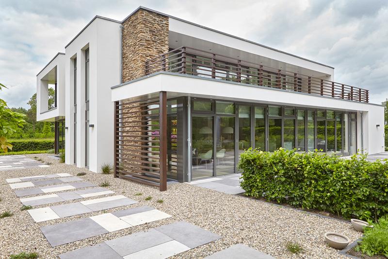 The Flagstone Company | Marco van Veldhuizen | Strakke villa
