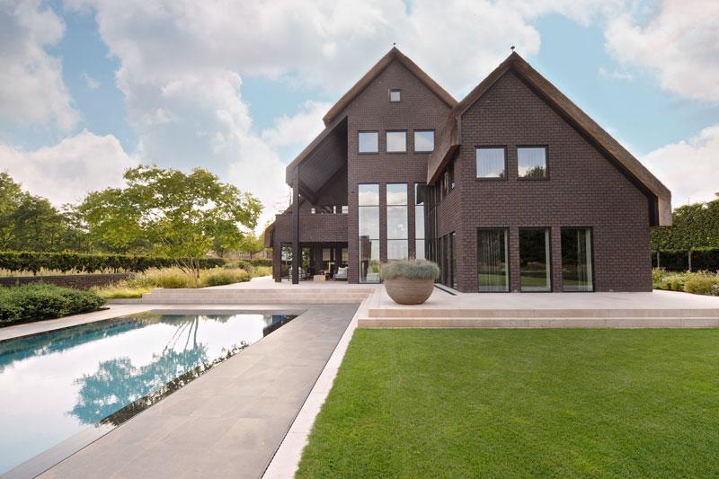 Klassieke villa | Oving Architekten