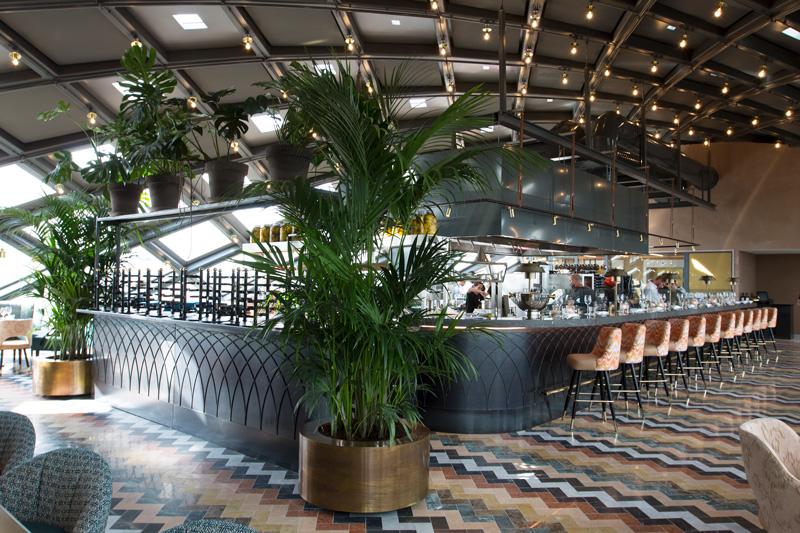 Restaurant Nacarat | Maretti Lighting