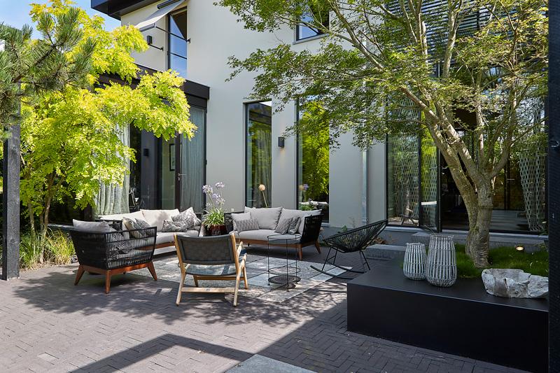 Mediterrane tuin, Maretti Lighting, betaalbare verlichting, designverlichting, the art of living, exclusieve verlichting