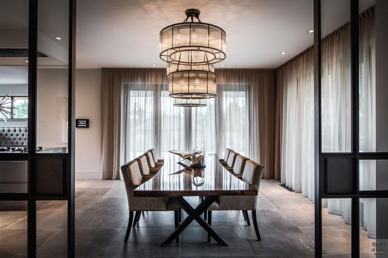 Villa met lef | Cindy Philips | De Rooy Metaaldesign