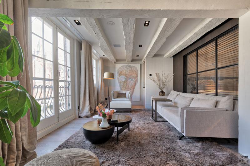 Sfeervolle loft studio vendrig en wolterinck the art of living