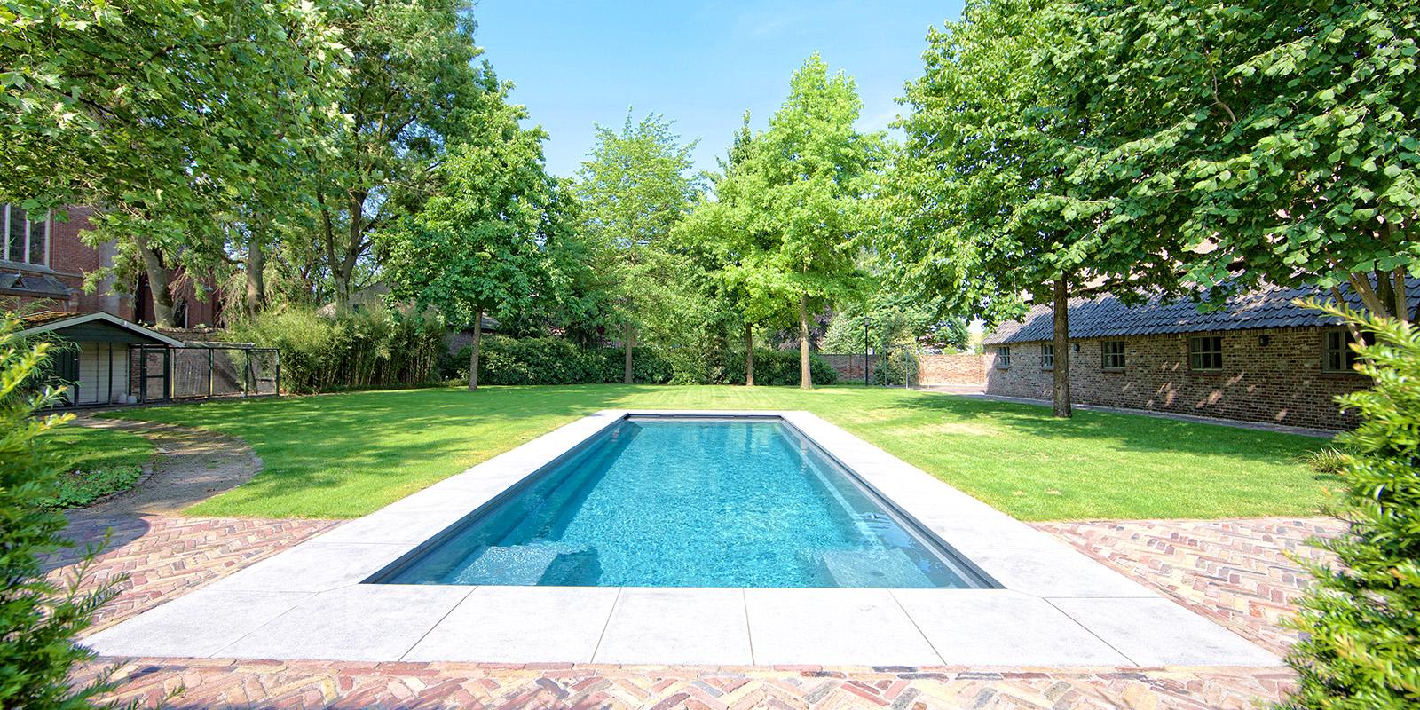 Compass Pools, Vantage, zelfreinigend zwembad, alle zwembadmodellen, blog