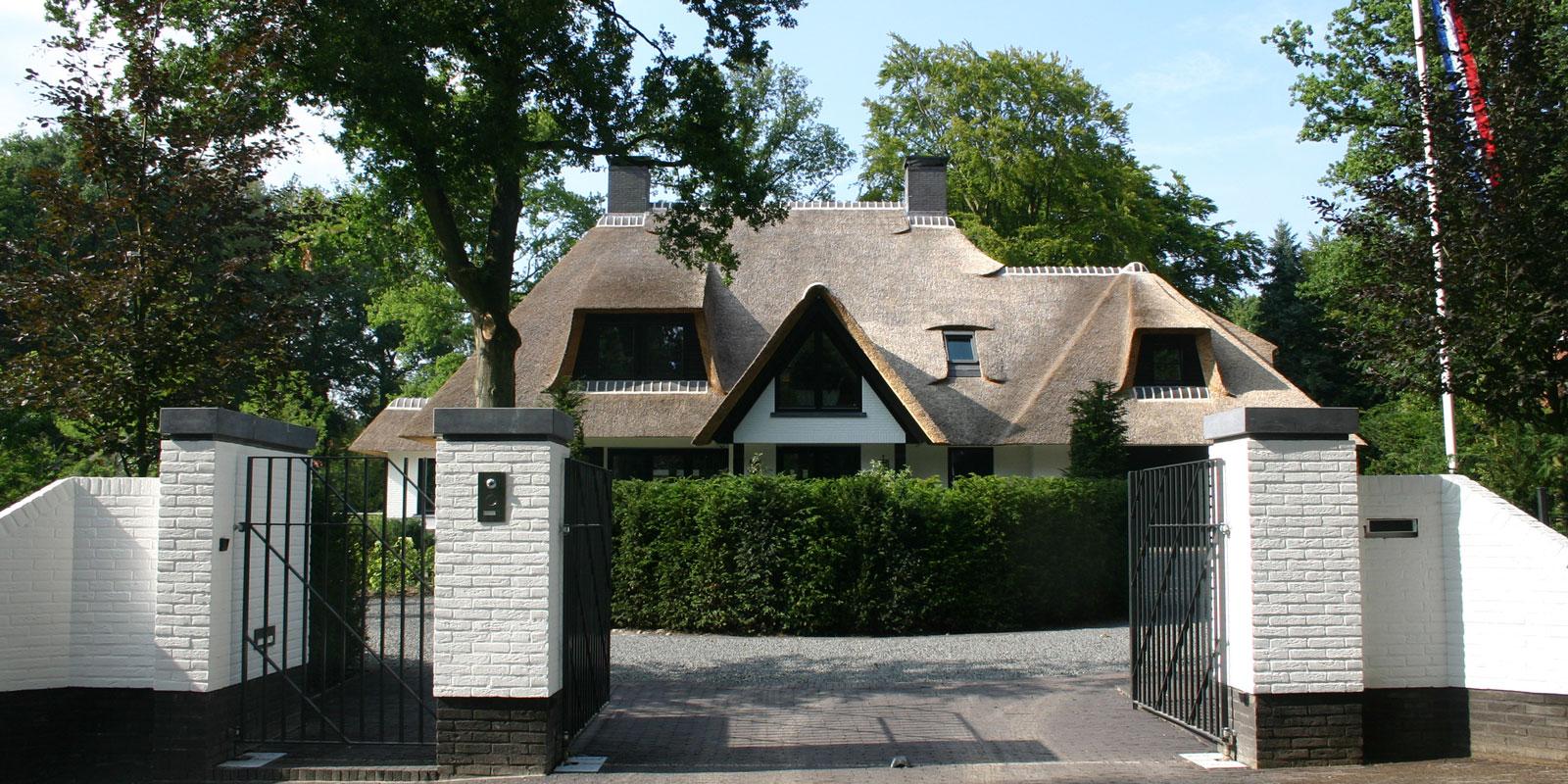 Riante villa | Leeflang Architectuur