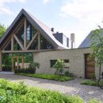 Woning in L-vorm | VVR Architecten