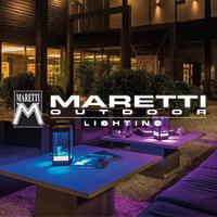 Maretti outdoor lighting