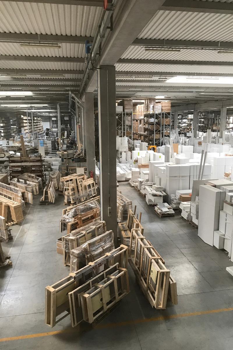 Fabriek Modulnova, Venetië, Mascha Ekkel, LEEM WONEN