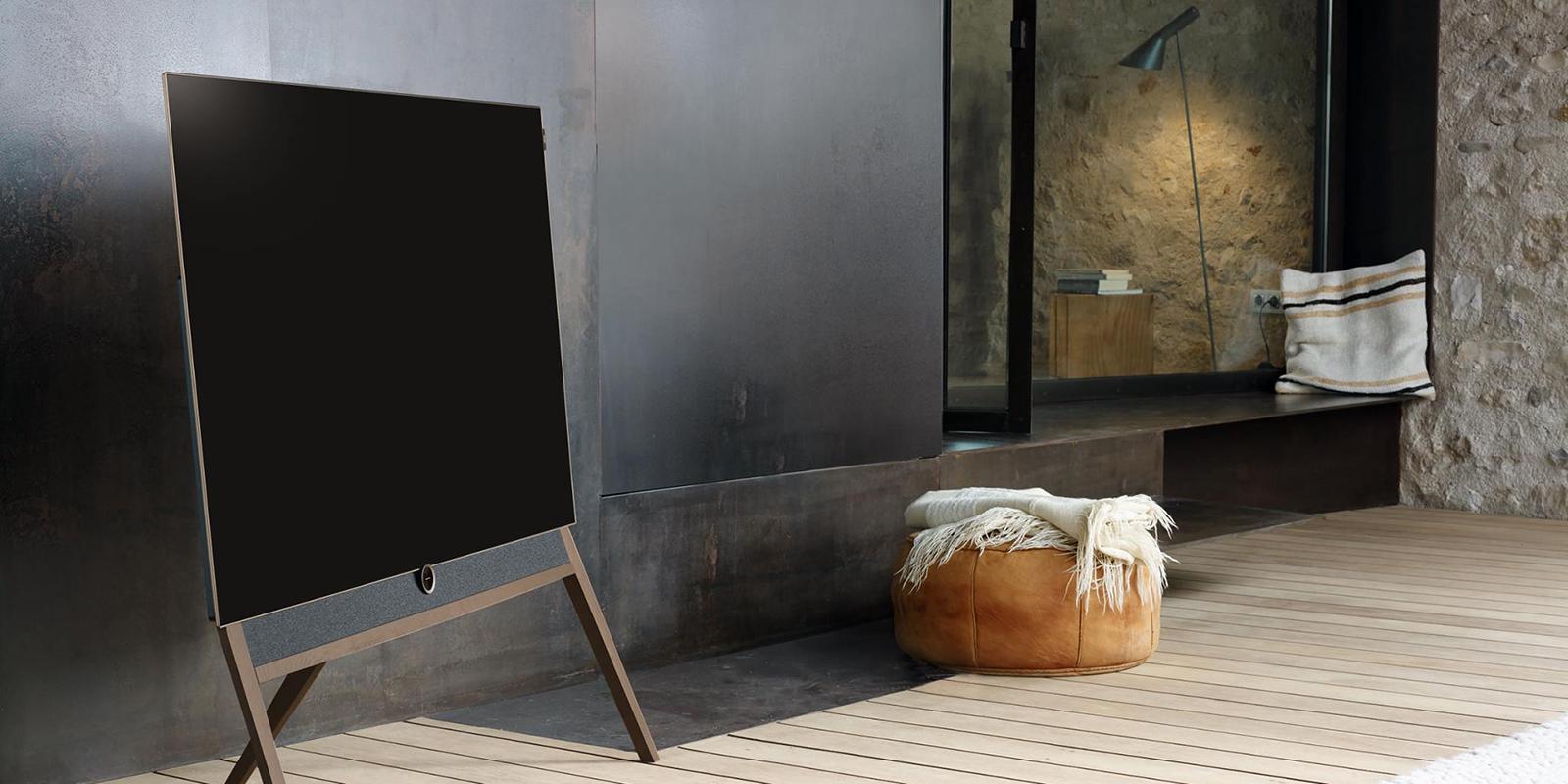 5 manieren hoe je de televisie het beste in je living kunt stylen, Loewe, televisie