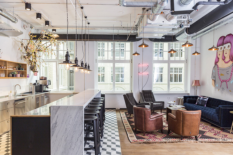 High end, working spaces, mindspace, Amsterdam, Utrecht, artistiek, inspirerend, kantoor, werkplek