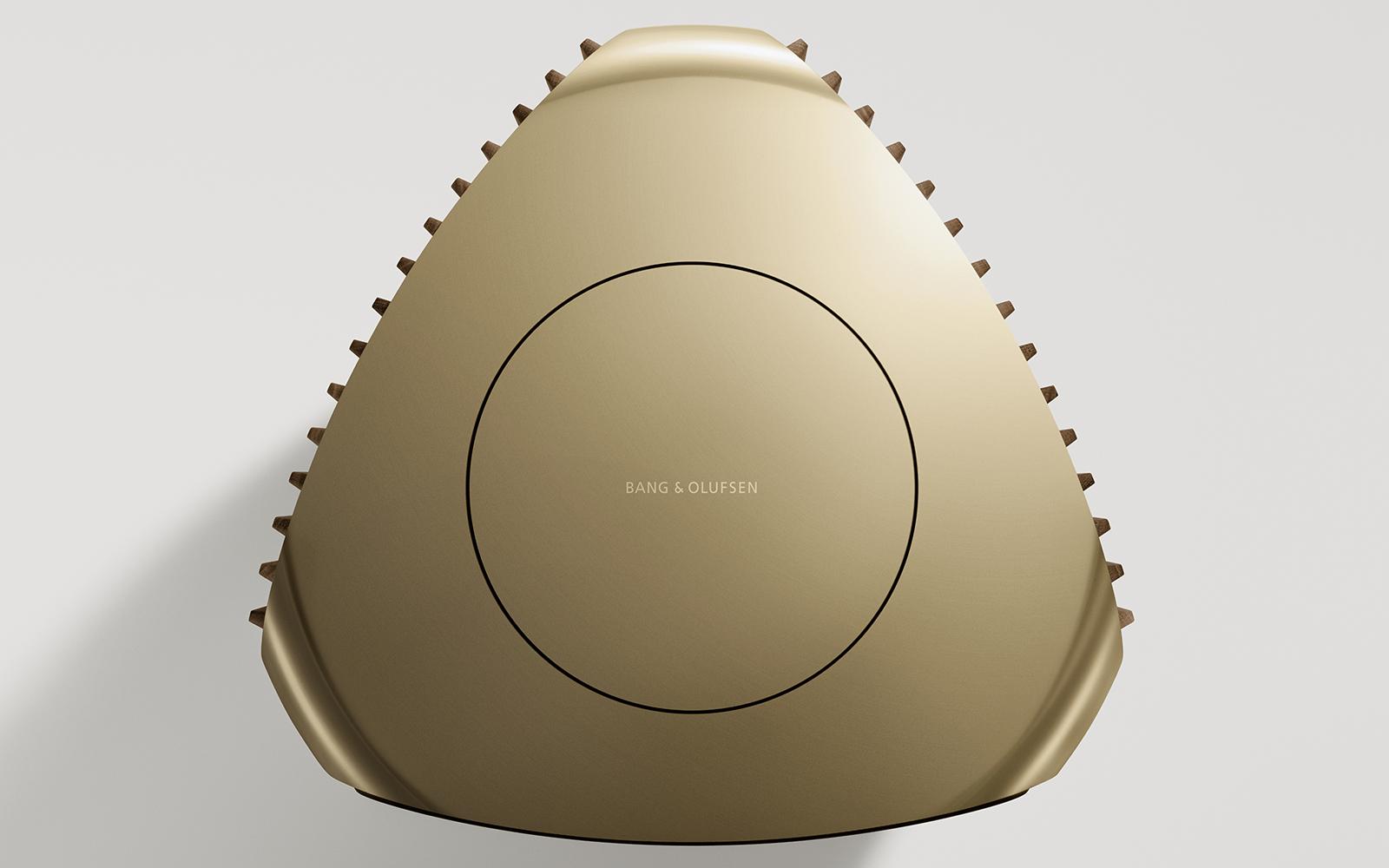 bang&olufsen brasstone speaker
