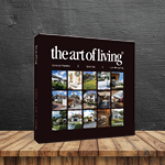Magazine The Art of Living , hardcover boek