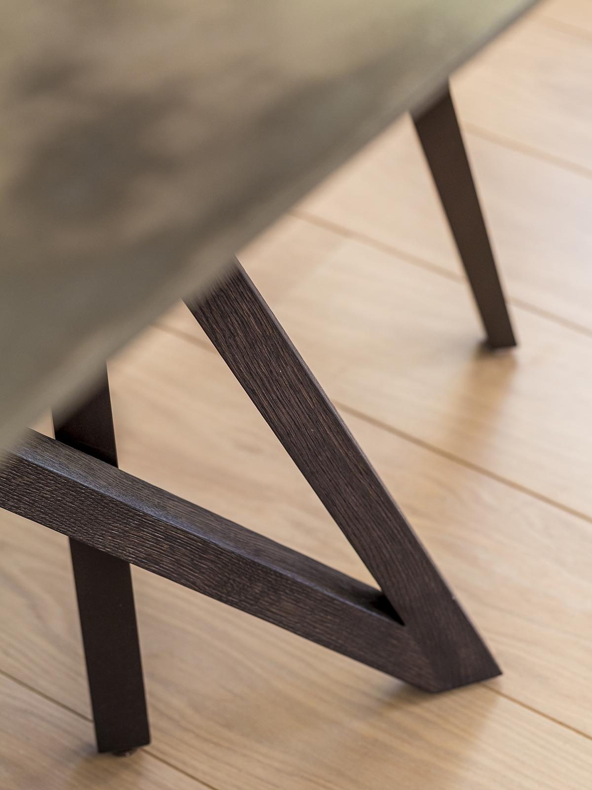 Hemels Wonen, living, interieur, details tafel
