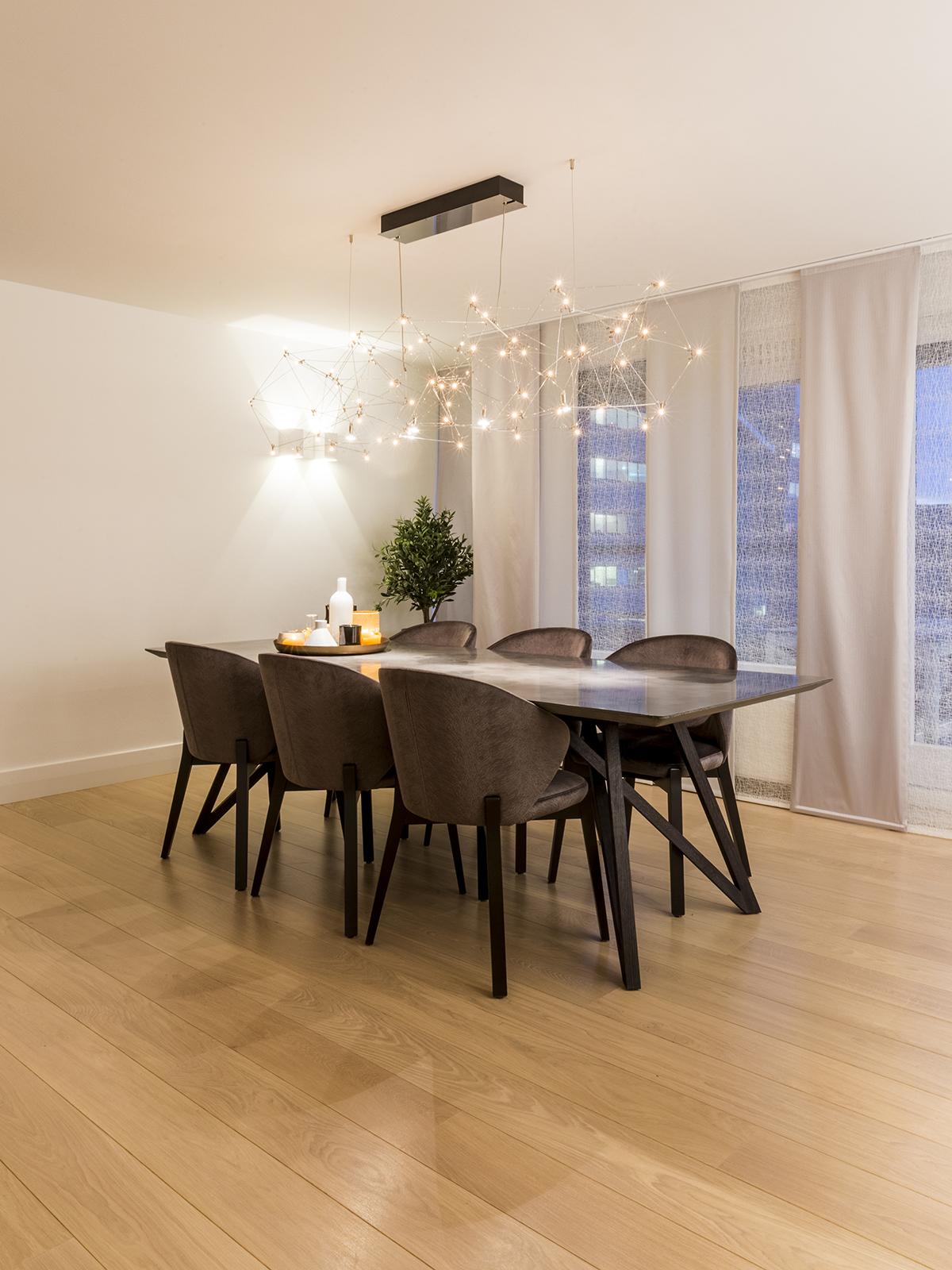 Hemels Wonen, living, interieur, eettafel