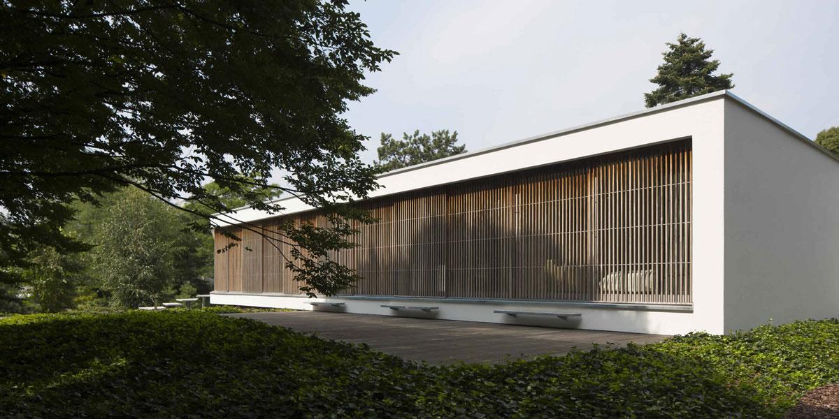 zwevende villa lab32 architecten the art of living nl
