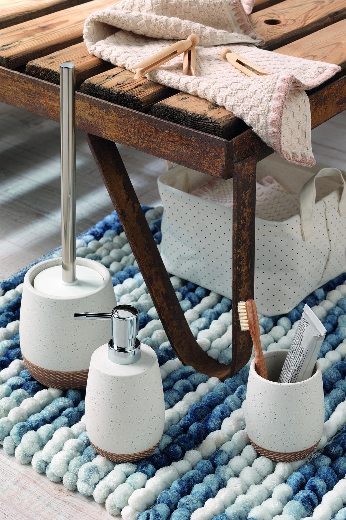 Sealskin, badkamer, scandinavische stijl, zwart, landelijk, trends