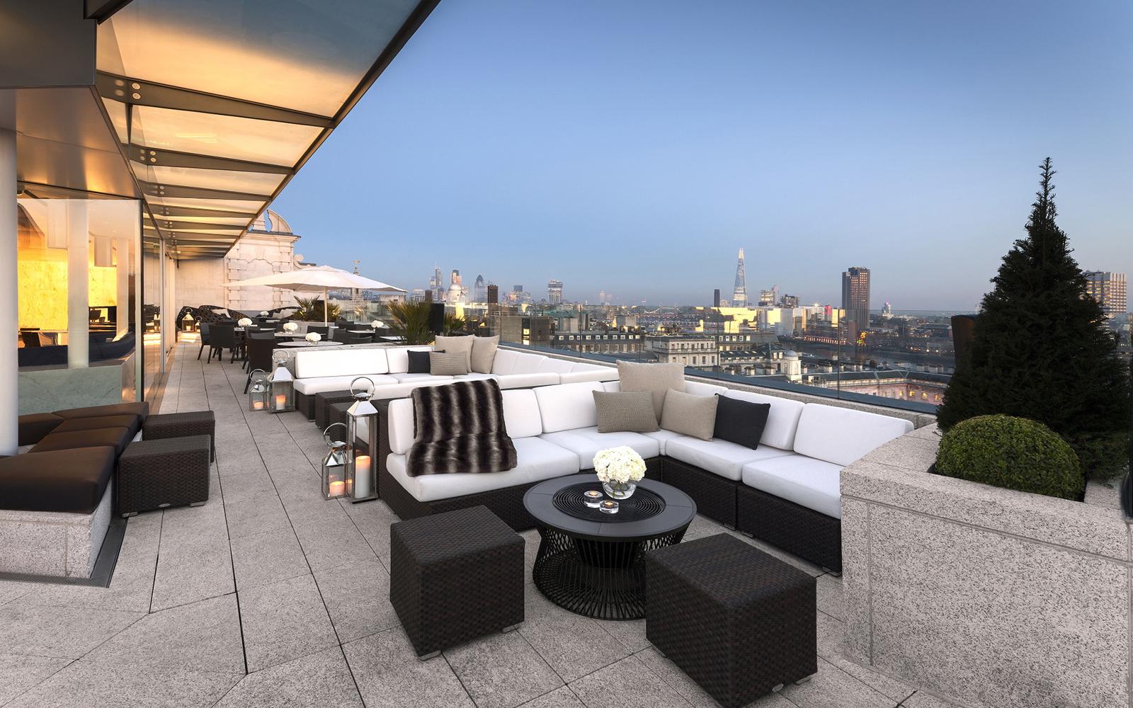 Londen Radio Rooftop Bar
