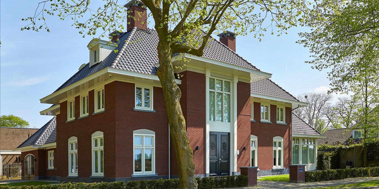 Jaren 30 villa | Marco Daverveld