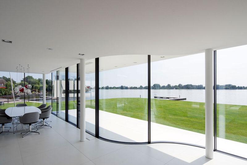 Villa bij het water | Lab32 architecten