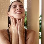 Aquamoon, Dornbracht, douche-ervaring, douche, shower, water, licht, multisensorische waterbeleving