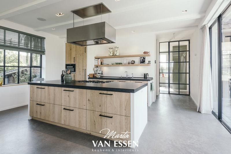 Van Essen Keukens, the art of living, maatwerk, exclusief
