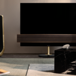 bang&olufsen eclipse tv en Brass Tone Speaker
