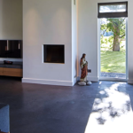 Sfeerbeton, betonnen vloeren