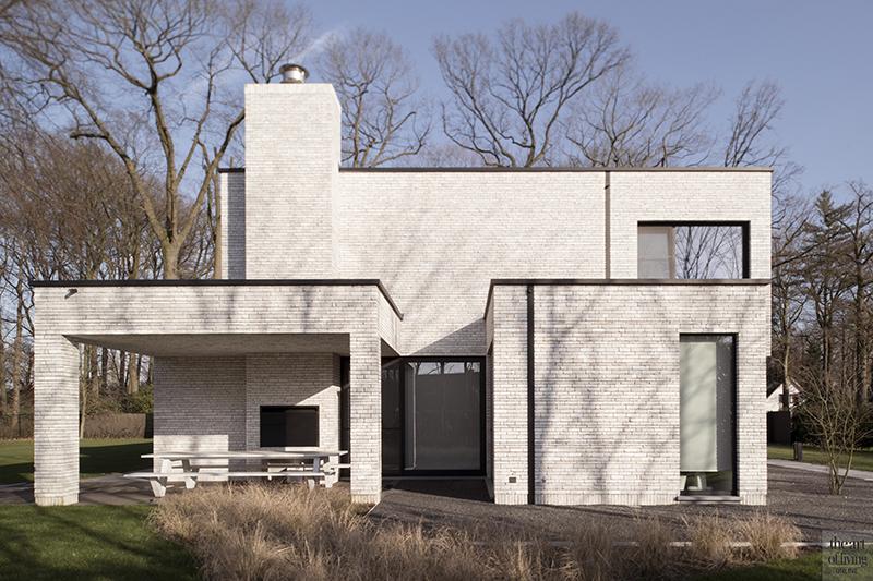 Villa, Modern, Strak, Anja Vissers, Terras, Anja Vissers